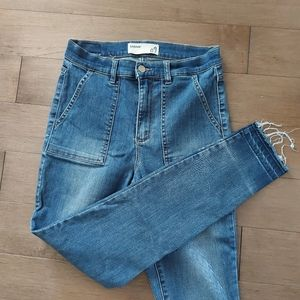 Garage | skinny jeans with pockets